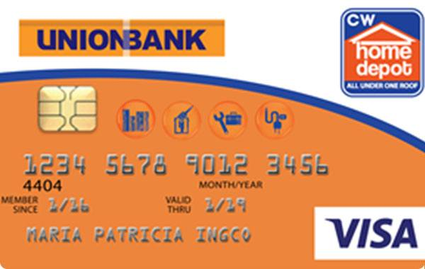 home depot commercial credit card application
