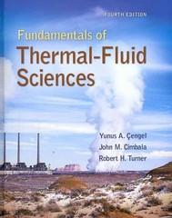 fluid mechanics fundamentals and applications 3rd edition solutions