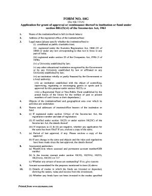public trust registration application form