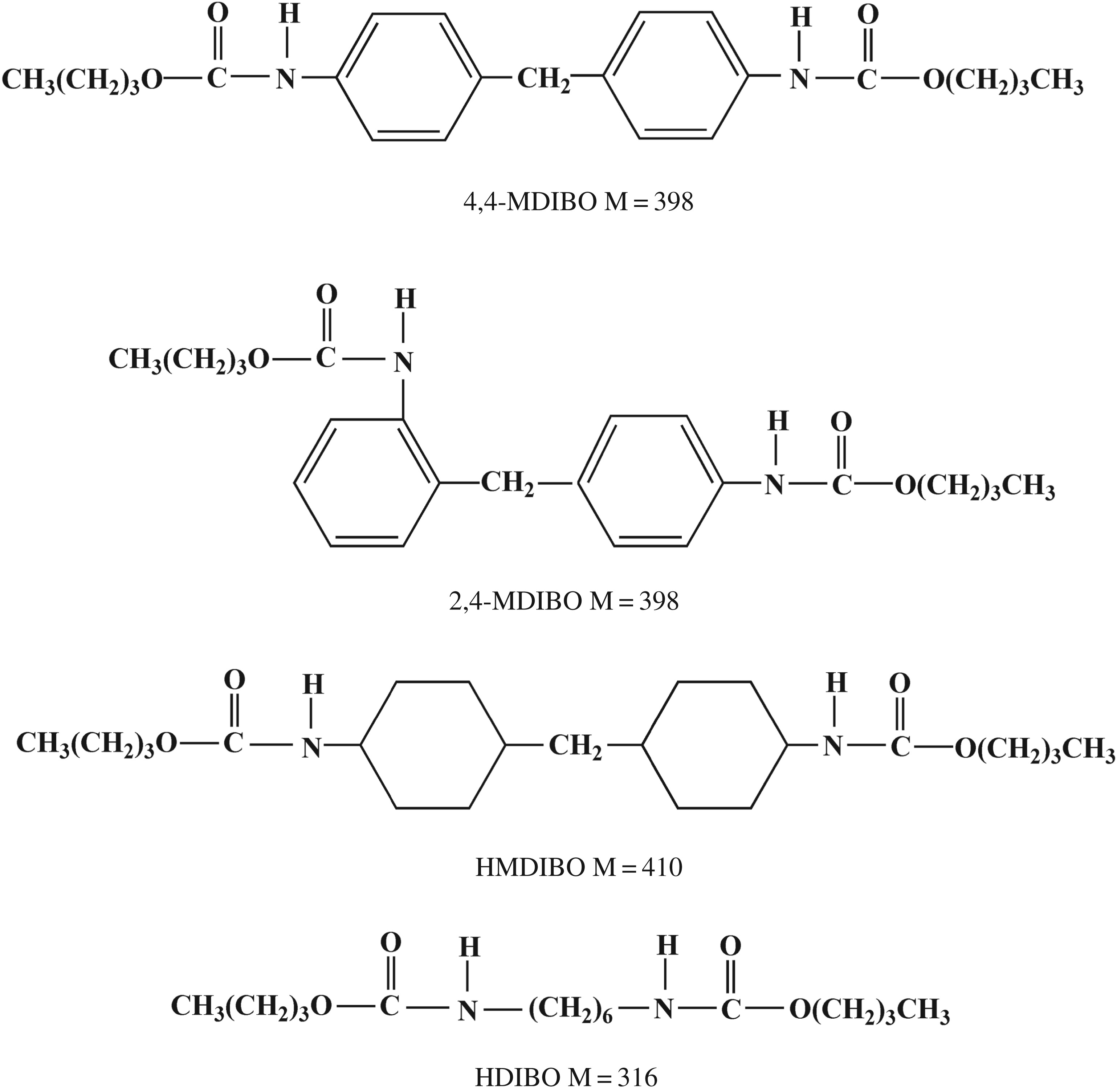 polyurethane properties structure and applications