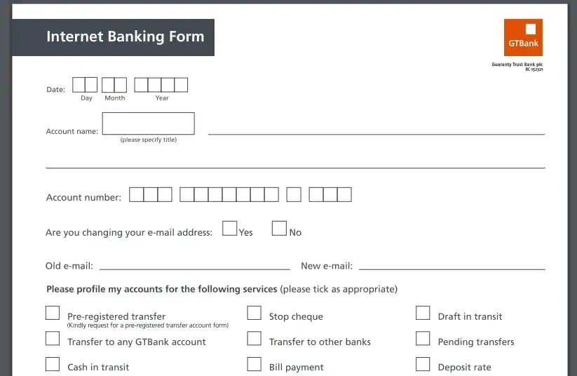 internet banking andhra bank application form