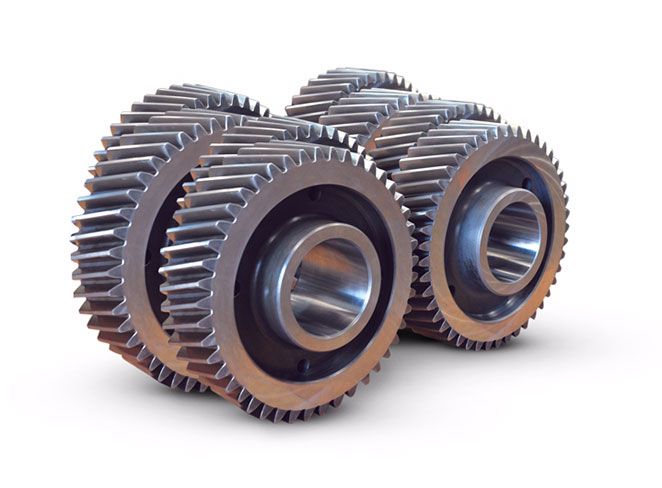 application of spur gear and helical gear