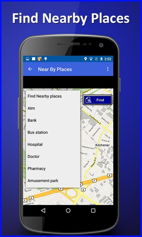 android mobile phone tracker application