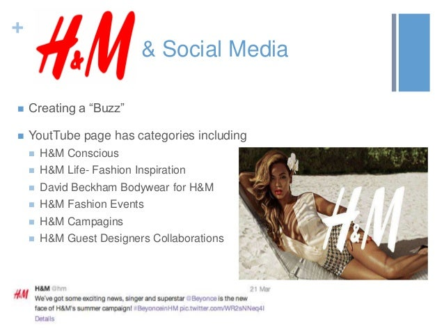 h&m online job application