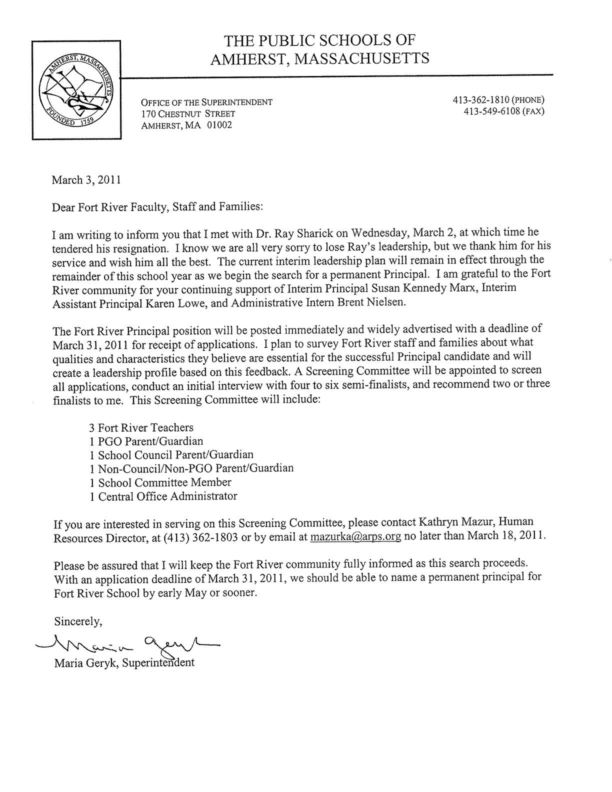 cover letter for online application sample