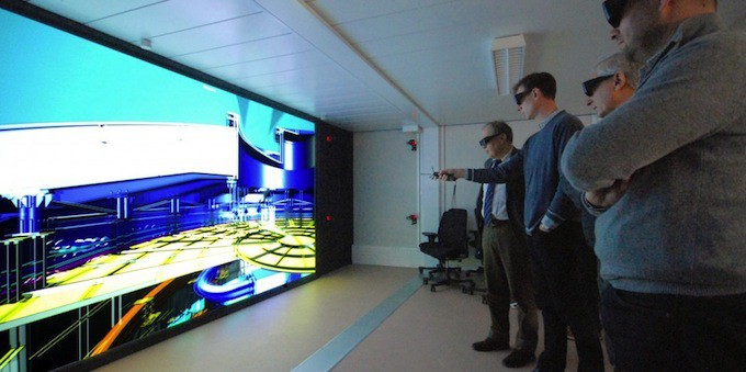 virtual reality applications in construction