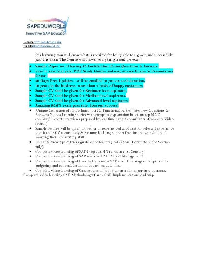 sap certified application associate financial accounting