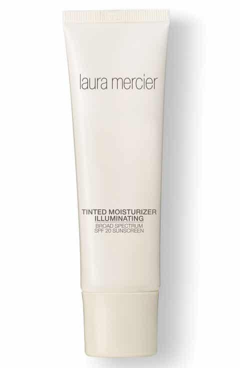 laura mercier tinted moisturizer application