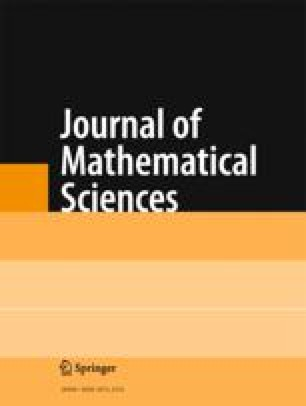 international journal of numerical methods and applications