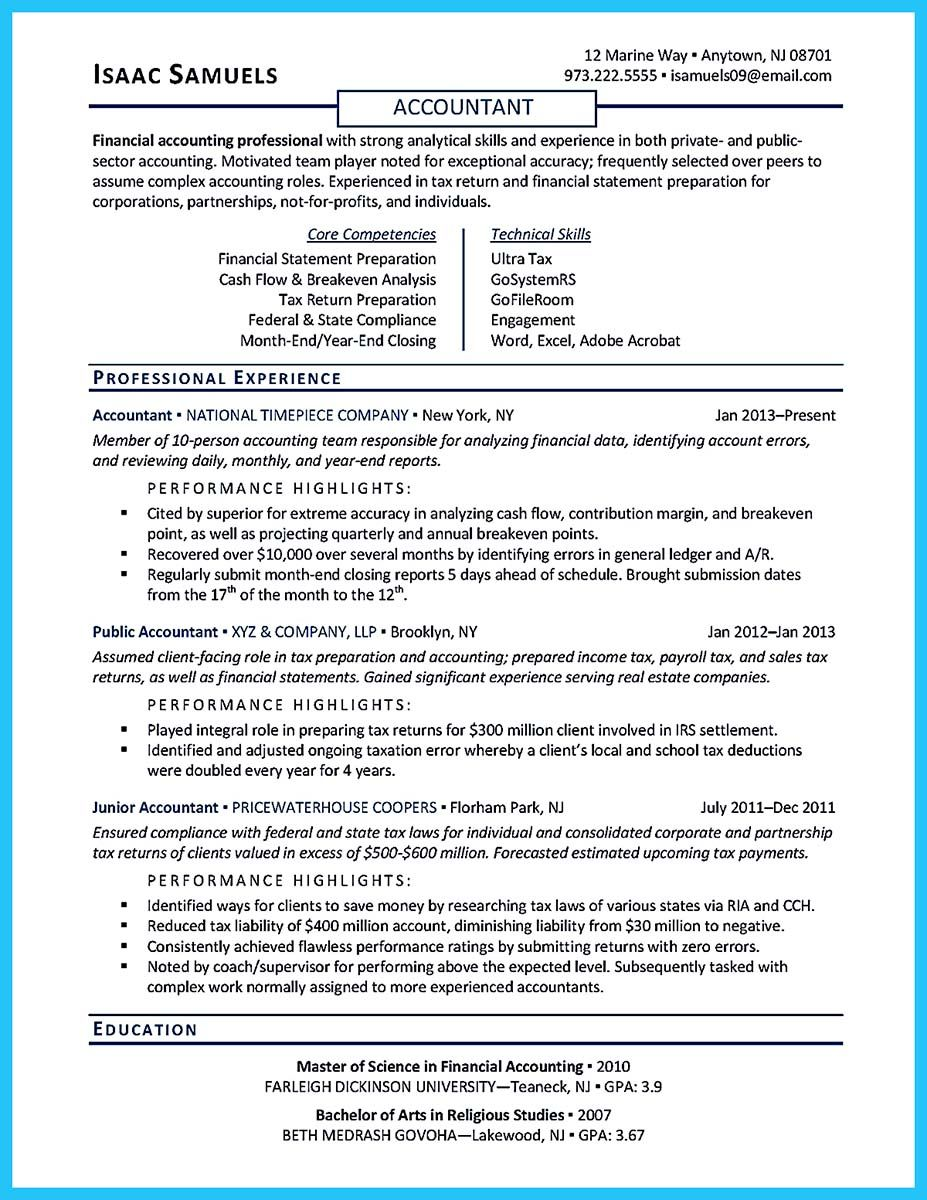 applicant tracking system resume template