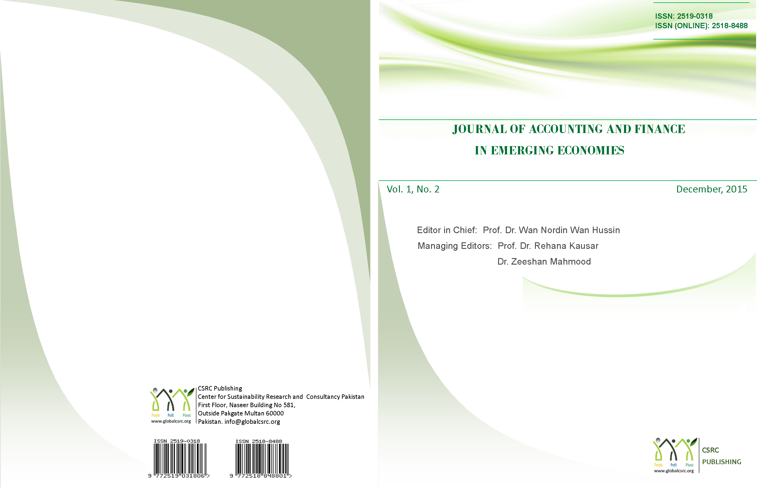 journal of statistical theory and applications impact factor