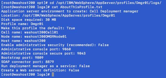 how to restart websphere application server
