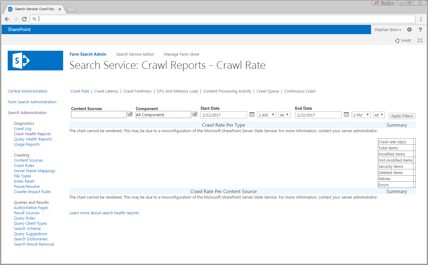 search service application sharepoint 2013