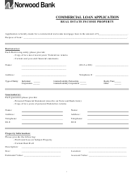 commercial bank online application form