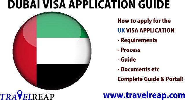 dubai visa application form kenya