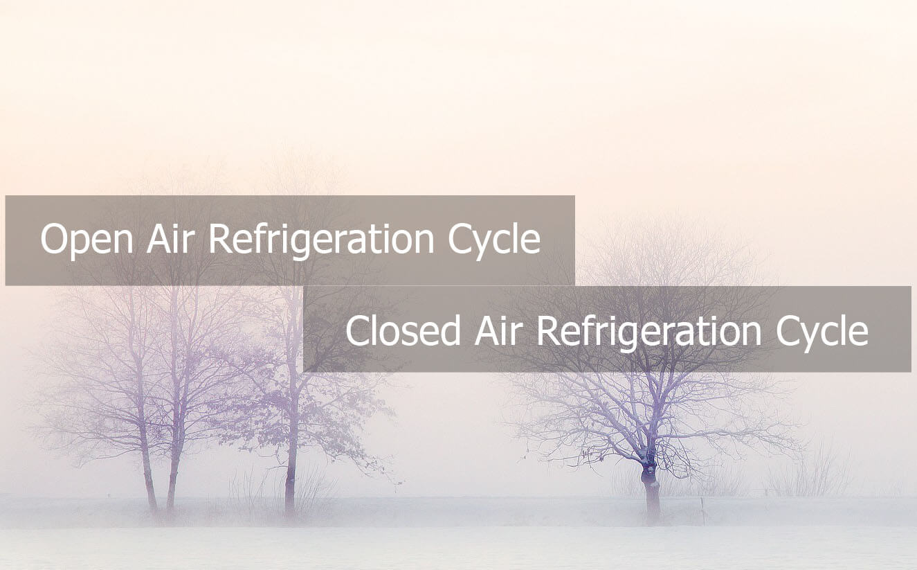 application of refrigeration and air conditioning