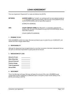 loan application form sample doc