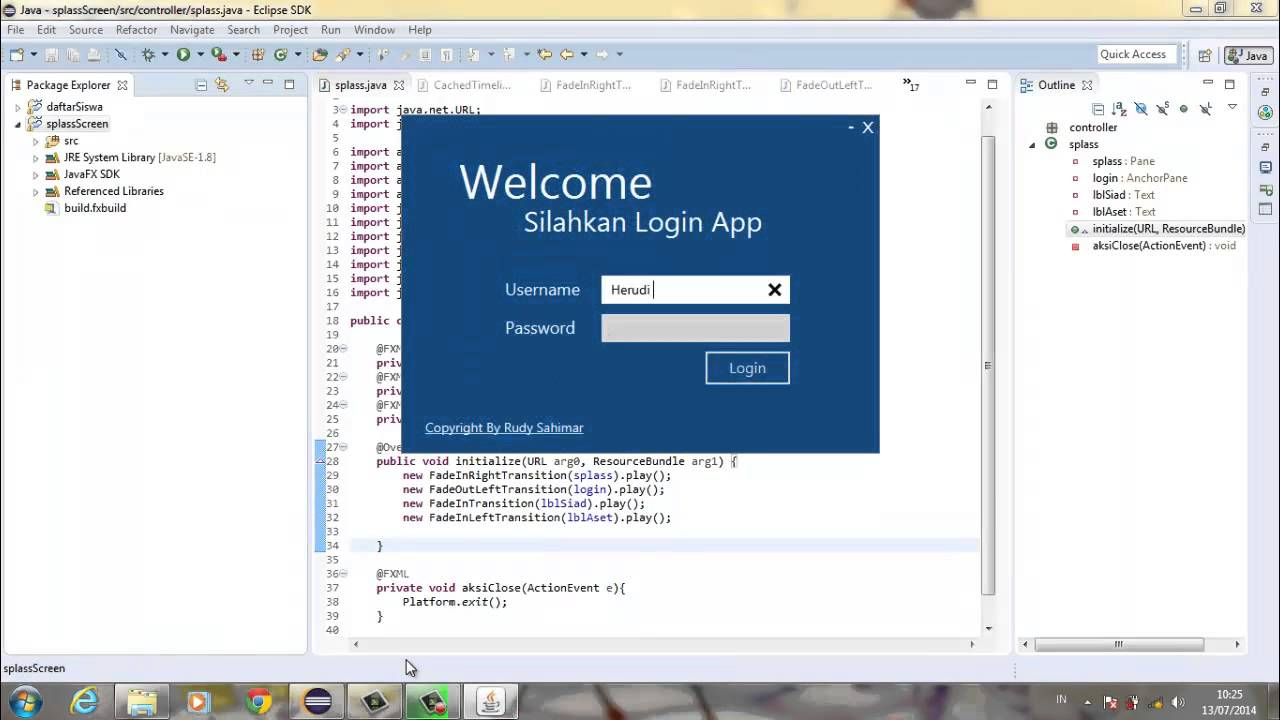 how to create desktop application in java using netbeans pdf