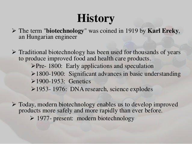 applications of nanotechnology in biotechnology