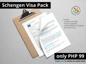 schengen visa application form netherlands