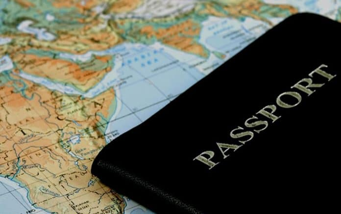south african home affairs passport application