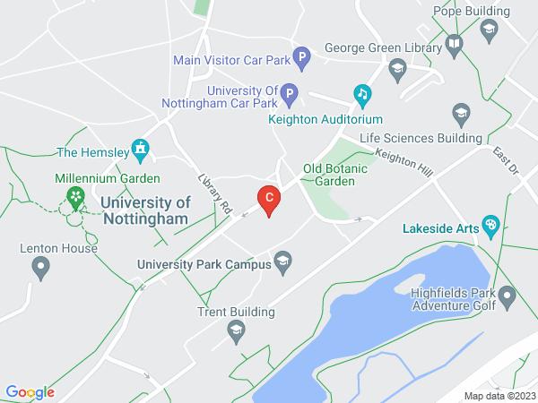 university of nottingham online application