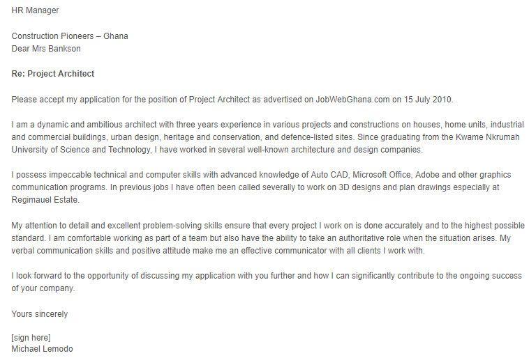 application letter for fresh graduate pharmacist