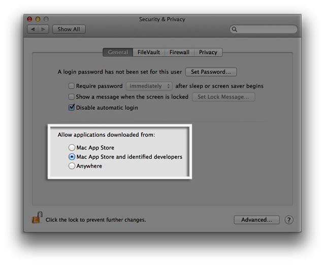 mac app store application download