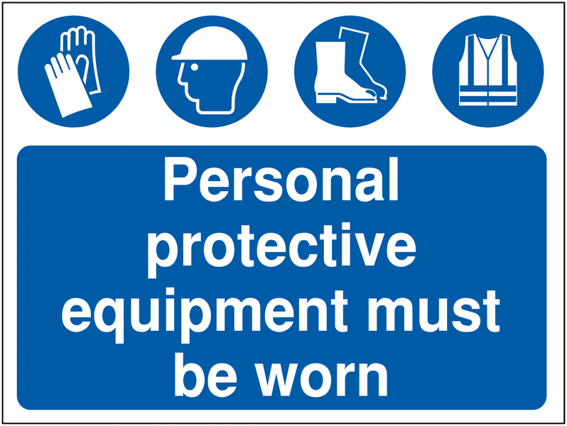 ppe applicable to the health industry