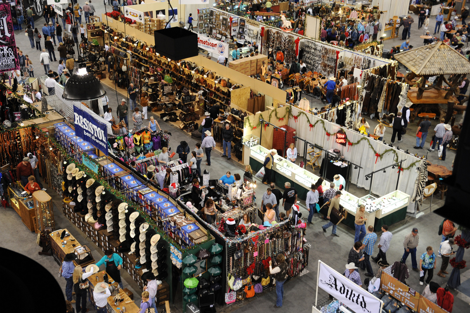 cowboy christmas las vegas vendor application