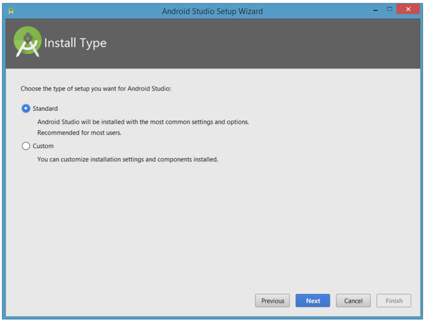 chat application in android studio