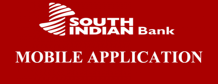 south indian bank net banking application