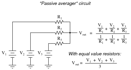 practical application of op amp
