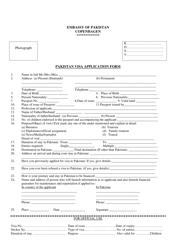 malaysian embassy visa application form download