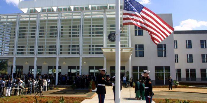 american embassy nairobi visa application