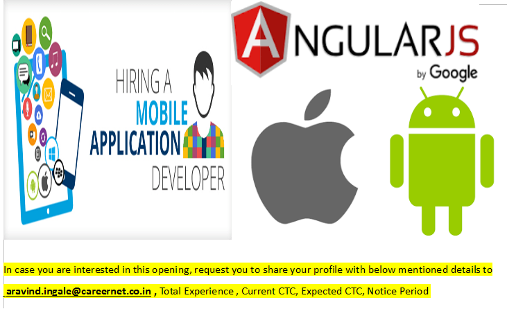 android application developer jobs in bangalore