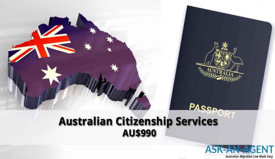application fees for australian citizenship