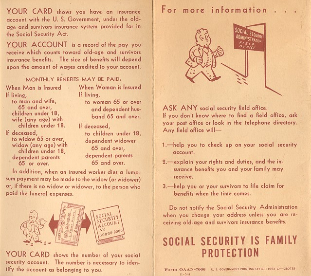 application for new social security card