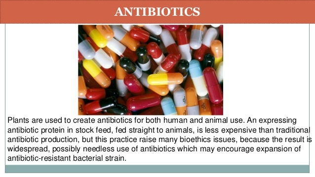 application of biotechnology in the field of agriculture
