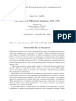 application of differential equation in engineering pdf