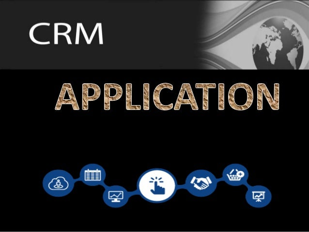 application of information technology in customer relationship management