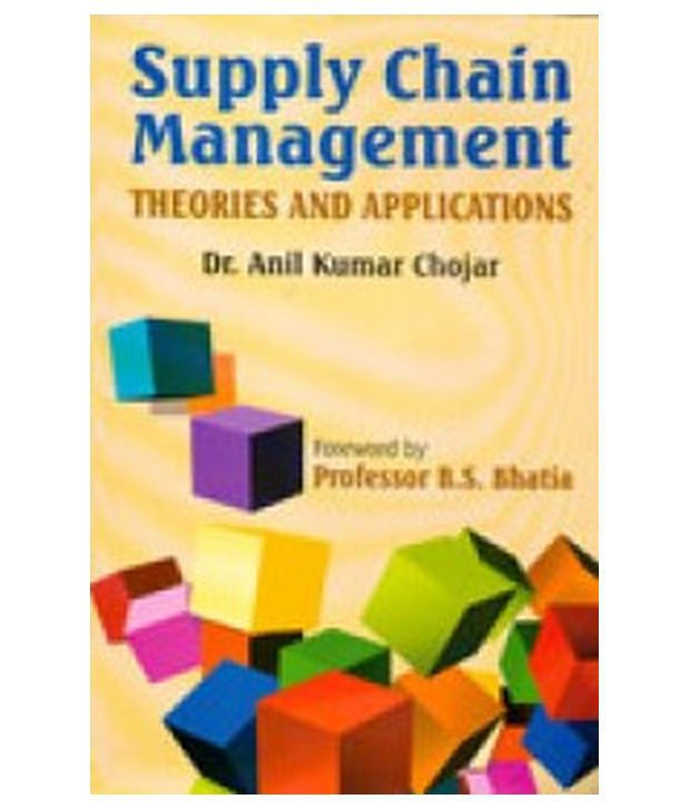 application of it in supply chain management