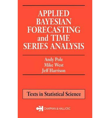 application of time series analysis in forecasting