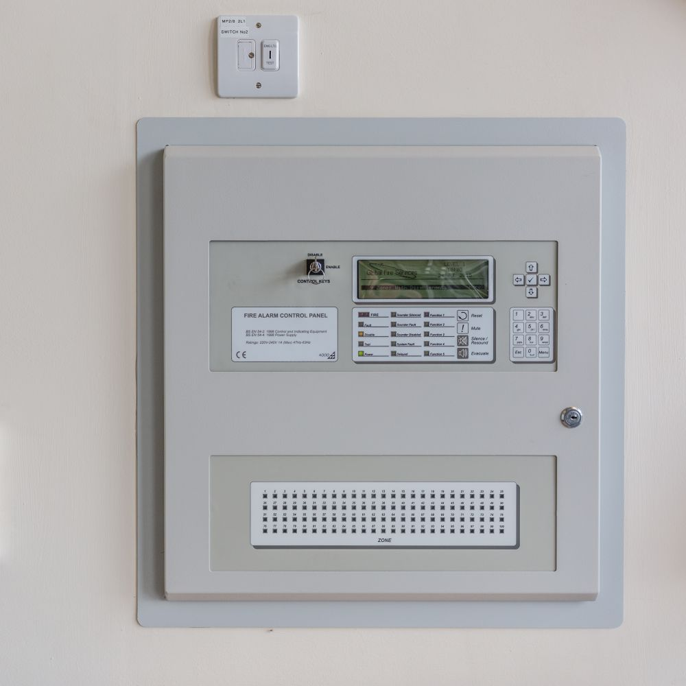 applications of fire alarm project