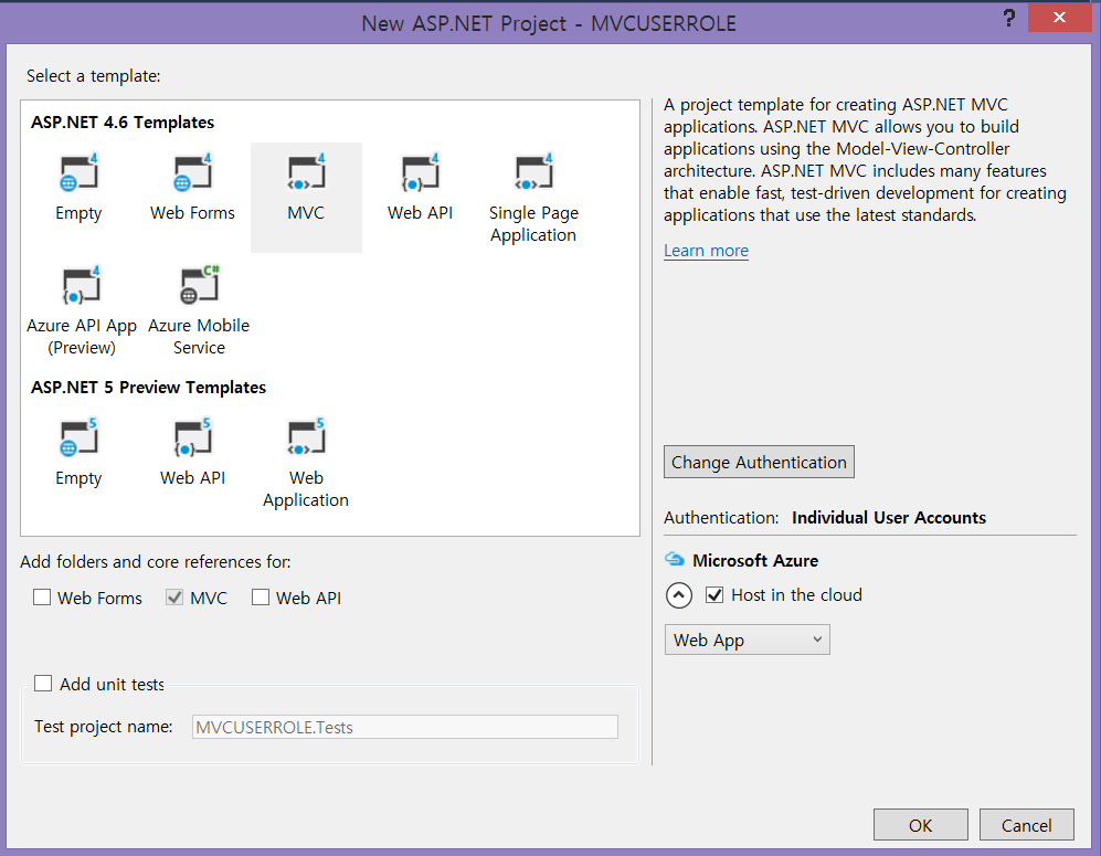 asp net web application security