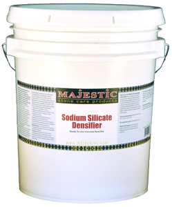 sodium silicate applications for cement and concrete