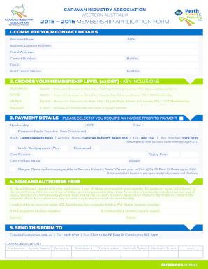 probate application forms western australia