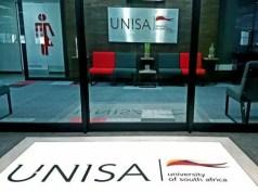 unisa student portal application status