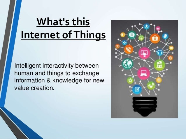 internet of things future applications