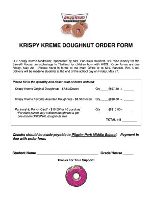 krispy kreme application form online
